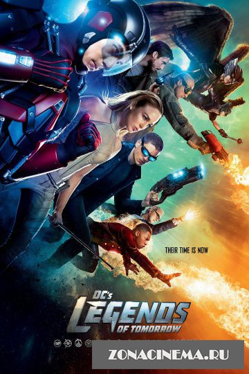 ������� ����������� ��� / DC's Legends of Tomorrow (2016)